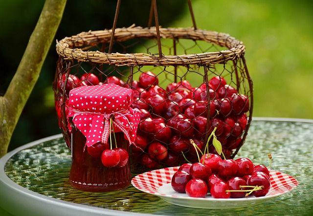 Cseresznye felhasználása